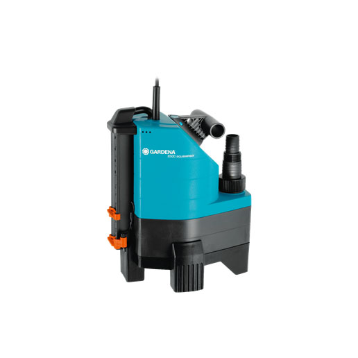 Image of Pompa sommersa per acqua sporca 8500 Gardena AquaSensor Comfort