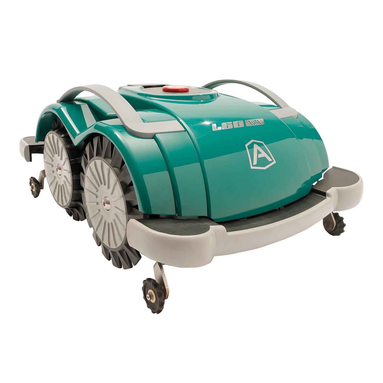Image of Robot tagliaerba senza filo perimetrale Ambrogio L60 Elite