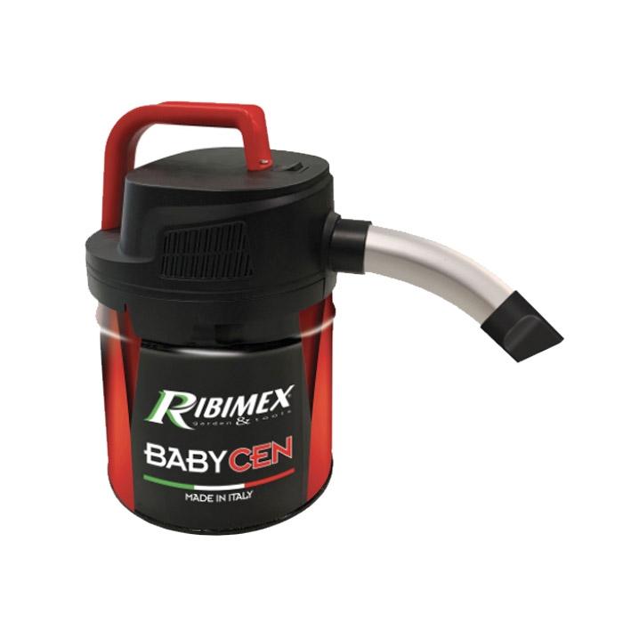 Image of Aspiracenere per stufe a pellet Ribitech Babycen 500W