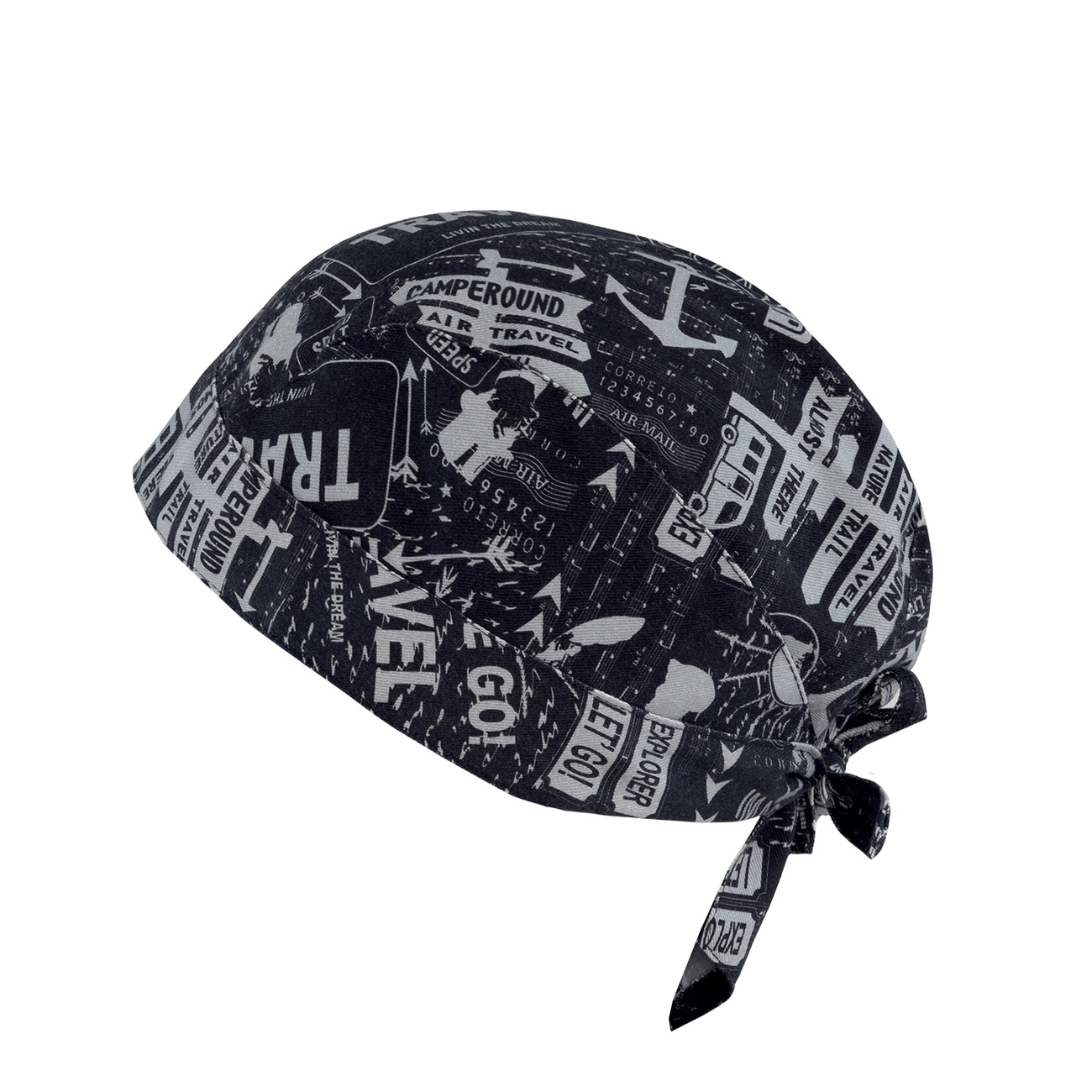 Image of Bandana cuoco Giblor's Travel