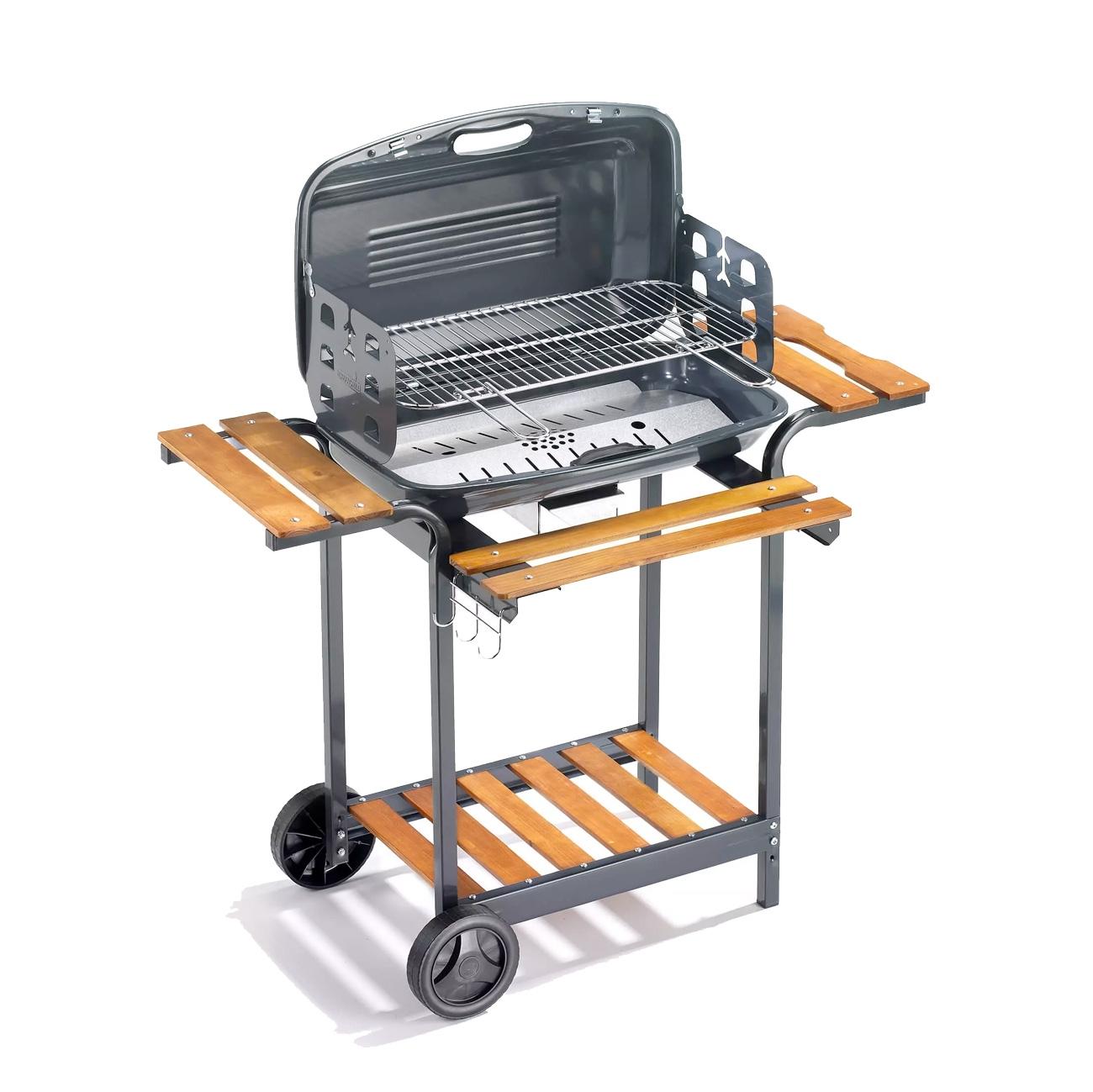Image of Barbecue a carbonella Ompagrill 60-40 Saturno/rcn