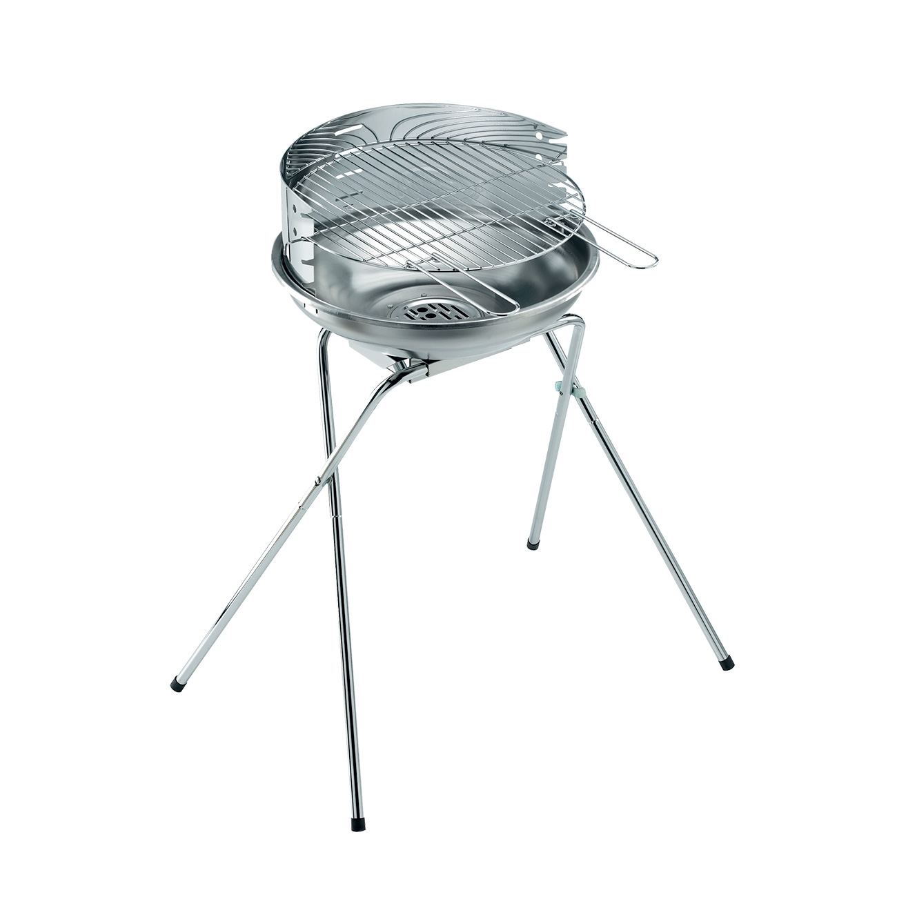 Image of Barbecue a carbonella Ompagrill 480 pro inox 70480