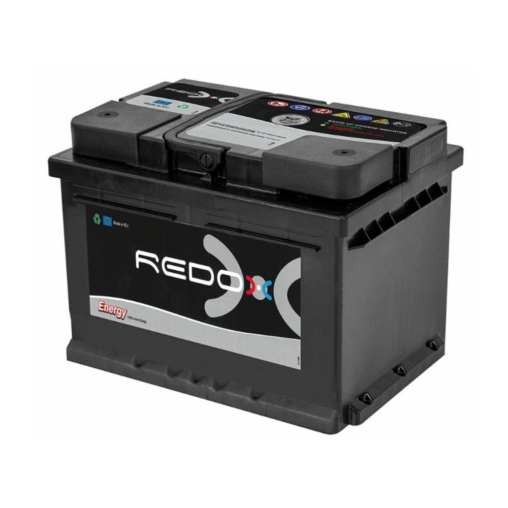 Image of Batteria Redox 12V 50/60/80/100Ah by AMA