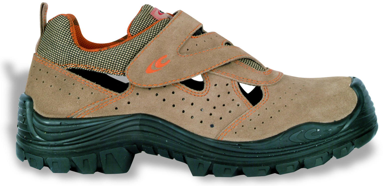 Scarpa - sandalo antinfortunistico Cofra Mod. BENGALA S1 P SRC N°. 36.