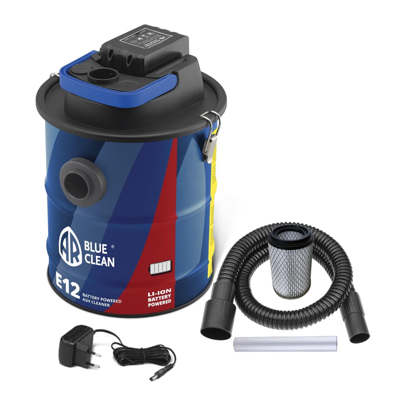 Image of Bidone aspiracenere a batteria Annovi Reverberi E12B 3 in 1