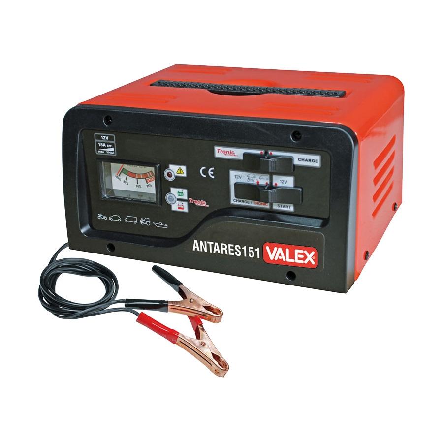 Image of Caricabatterie avviatore e mantenitore di carica Valex Antares 151
