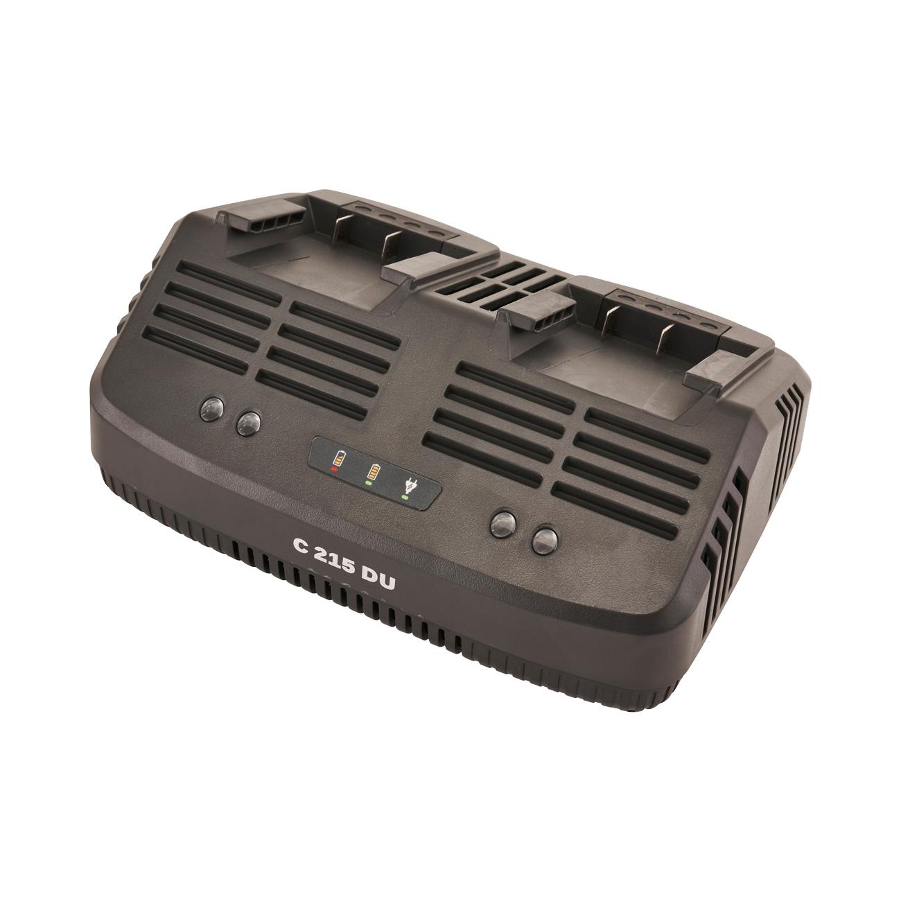 Image of Caricabatterie doppio Alpina C 215 D
