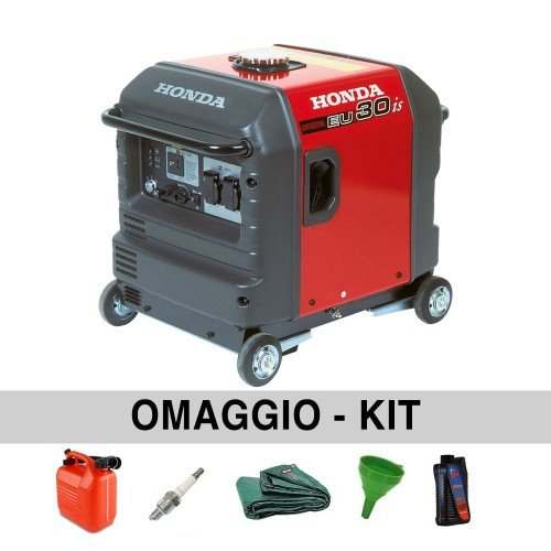 Generatore di corrente inverter 3 Kw HONDA EU 30is