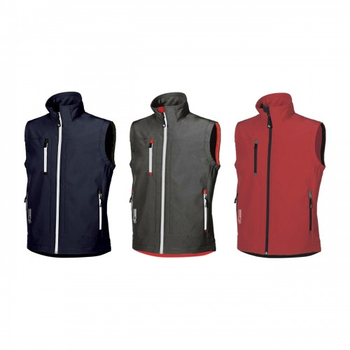 Gilet da lavoro U Power Climb in Softshell