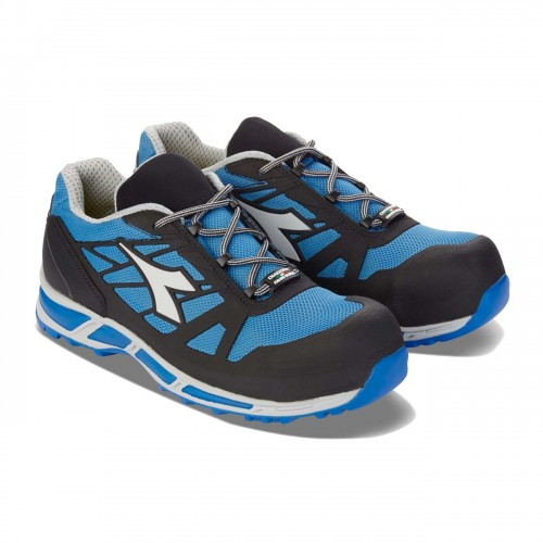 Scarpe antinfortunistiche Diadora D-TRAIL LOW S3 Blu
