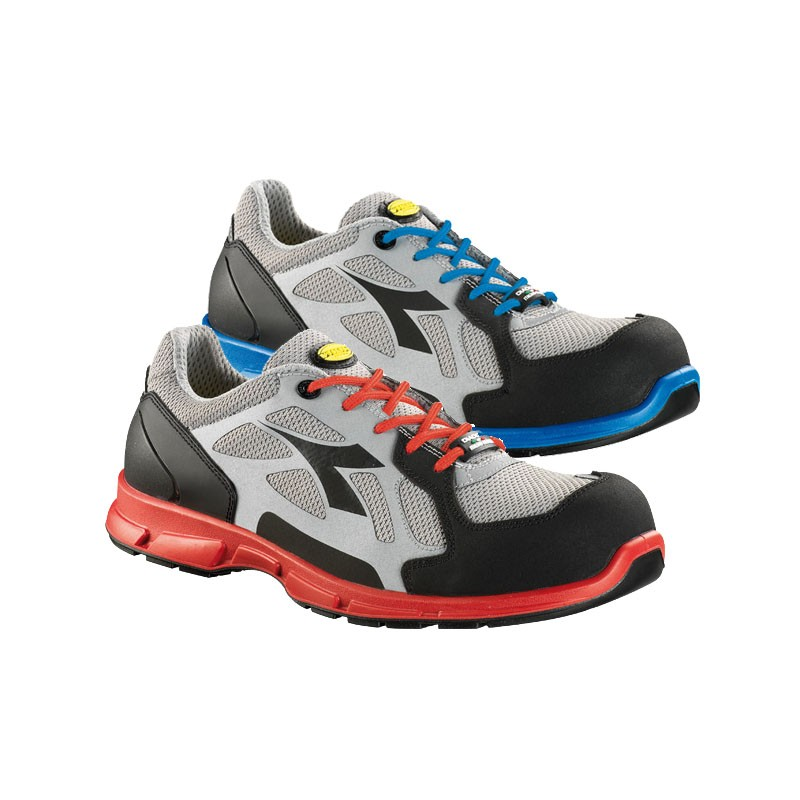 Scarpe antinfortunistiche Diadora D FLEX LOW S1P SUOLA COLORATA