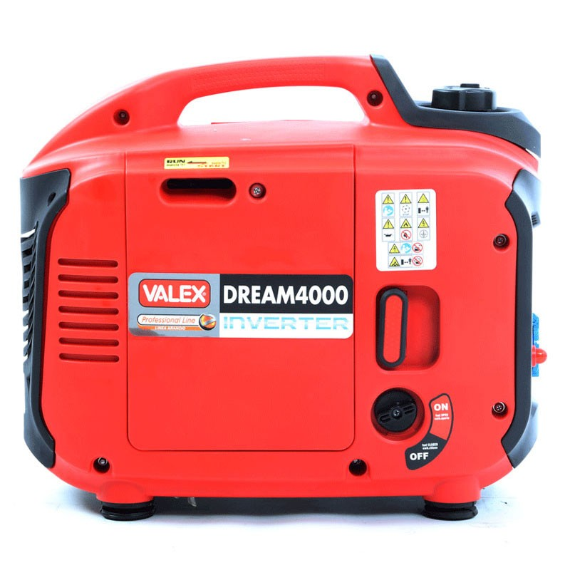 generatore di corrente inverter 2 kw valex dream 4000