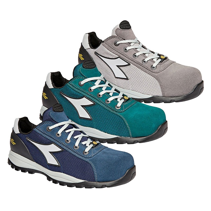 get online latest design new arrival Scarpe antinfortunistiche GEOX Diadora GLOVE TECH LOW S1P ESD