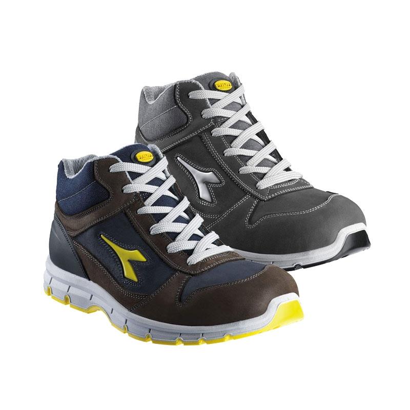 Safety S3 Shoes High Run Diadora Ebay Cp7zc For Overall