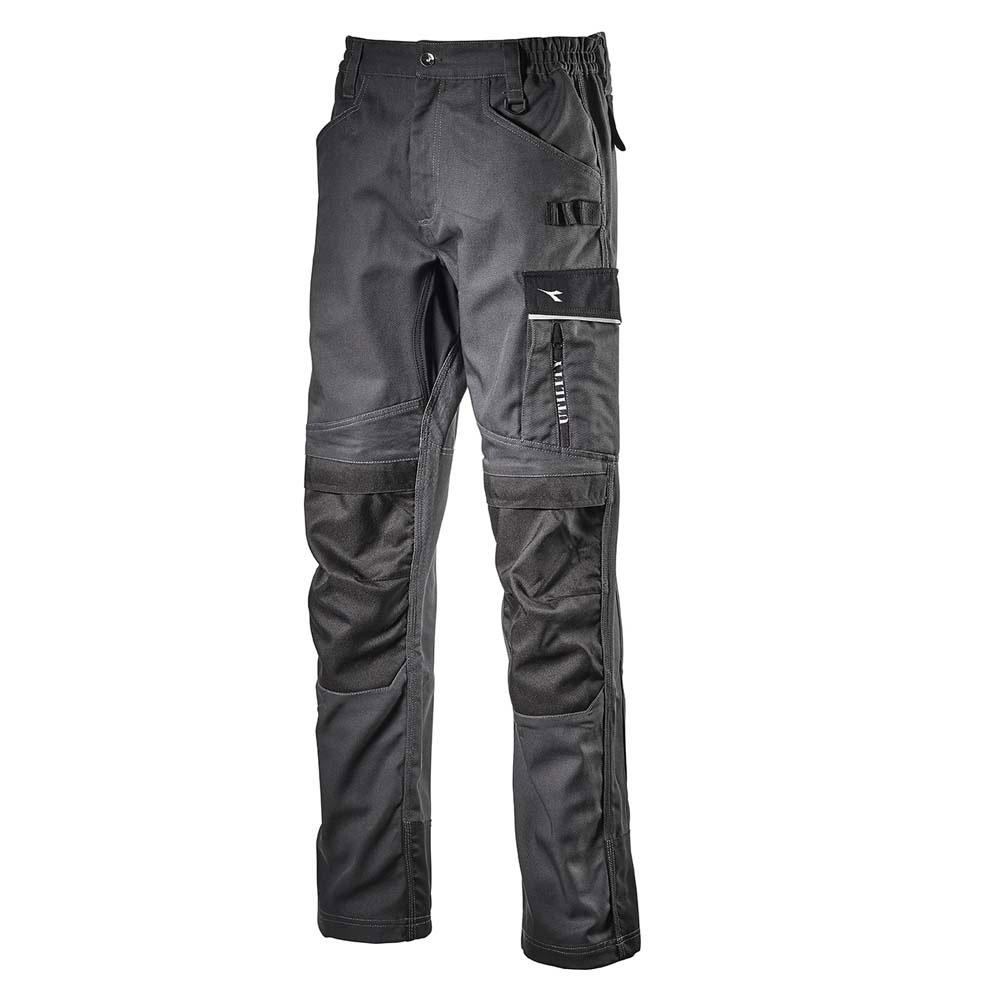 Dettagli su Pantaloni da lavoro Diadora Utility Easywork Performance
