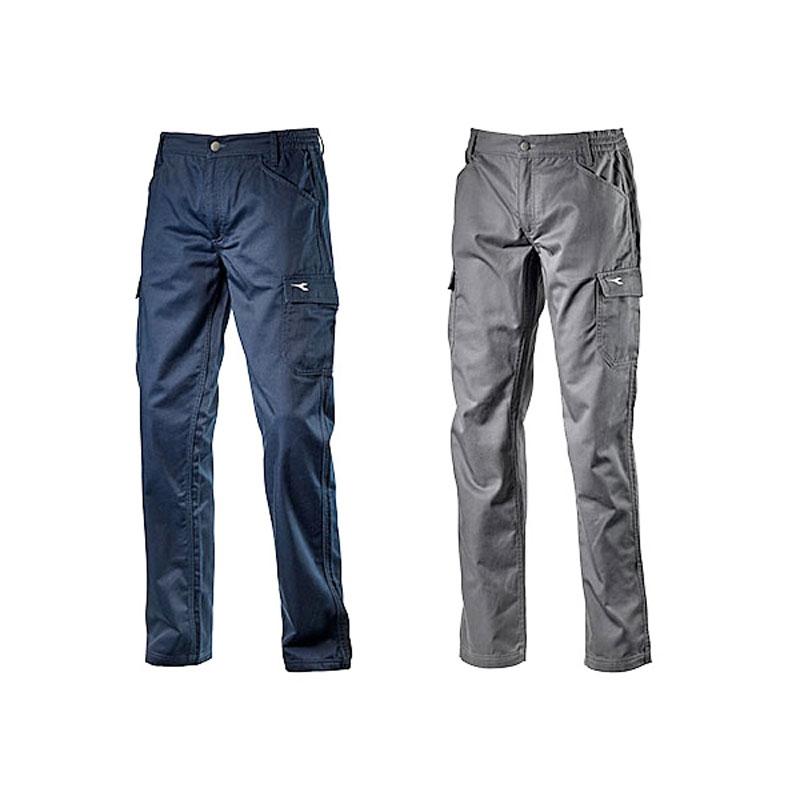 Image of Pantaloni da lavoro donna Diadora Utility Pant Level-Grigio-l