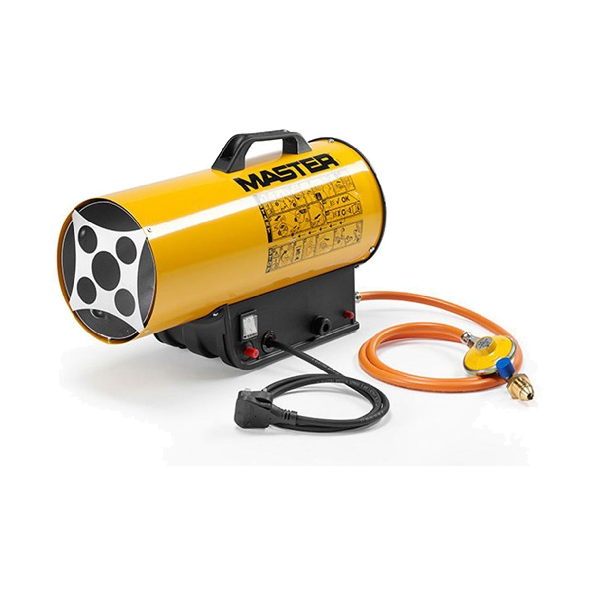 Image of Generatore aria calda a gas Master BLP 17M