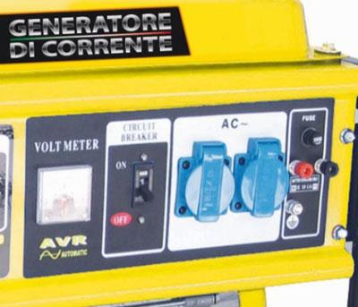 Generatore di corrente 2 70 kw vinco bdl3000cxs for Generatore di corrente bricoman