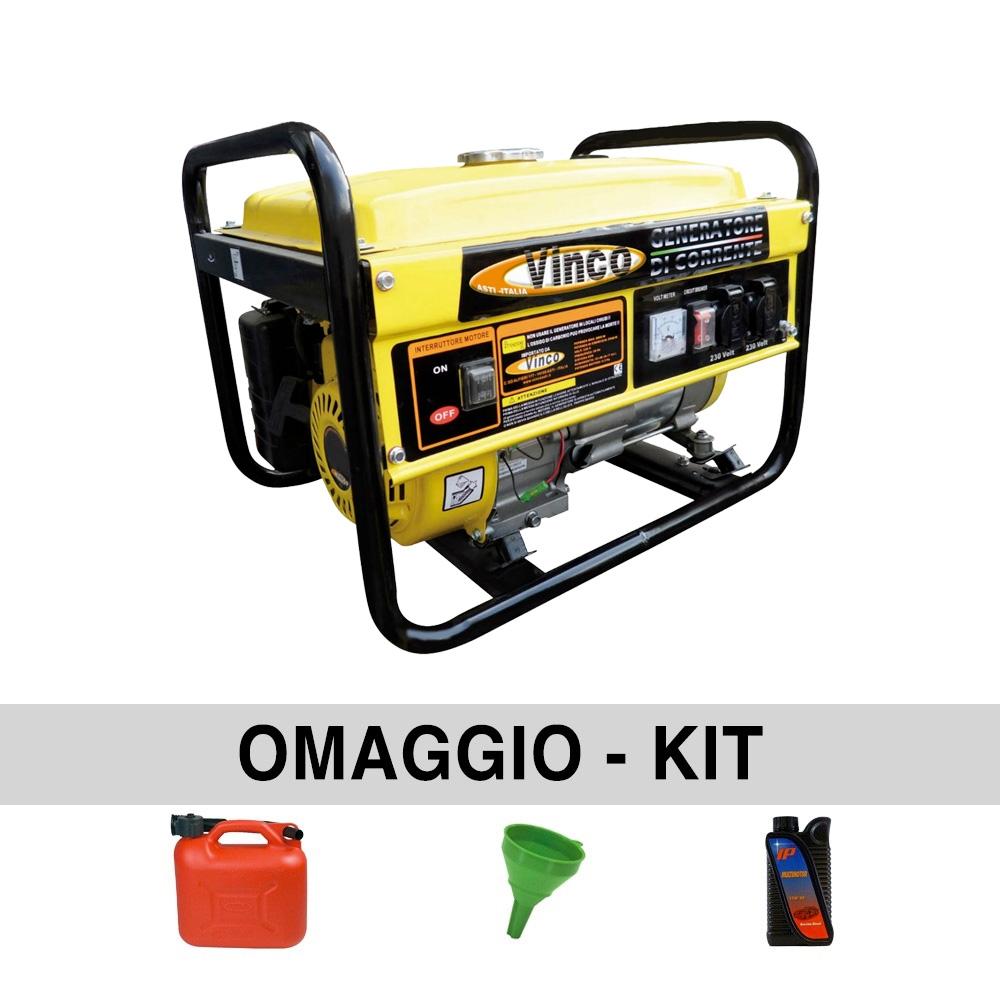 Image of Generatore di corrente 2,8 Kw VINCO BDLEC3000