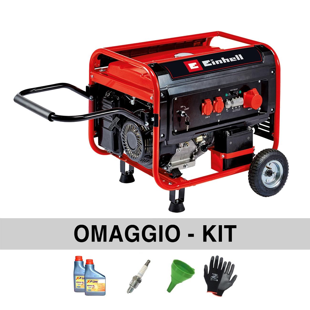 Image of Generatore di corrente Einhell TC-PG 55/E5