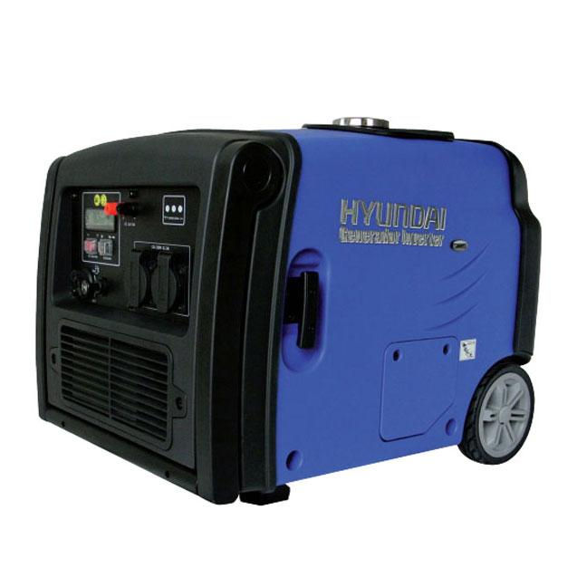 Generatore di corrente inverter 2 8 kw hyundai hy3200i for Generatore di corrente lidl