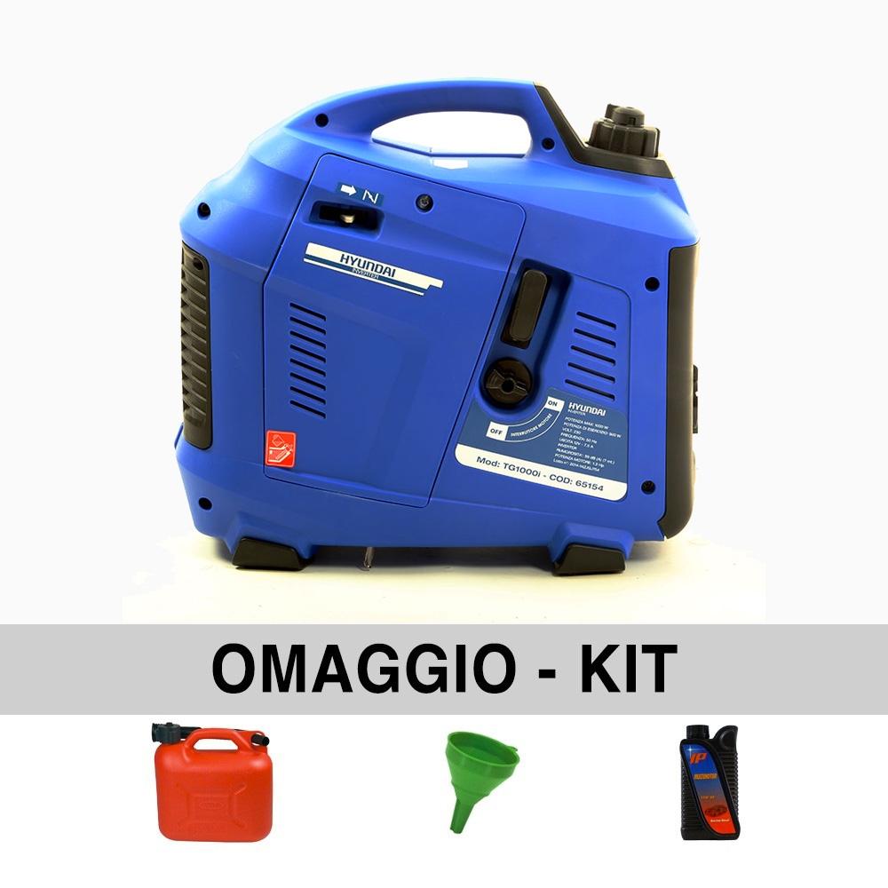 generatore di corrente inverter 1 0 kw hyundai tg1000i