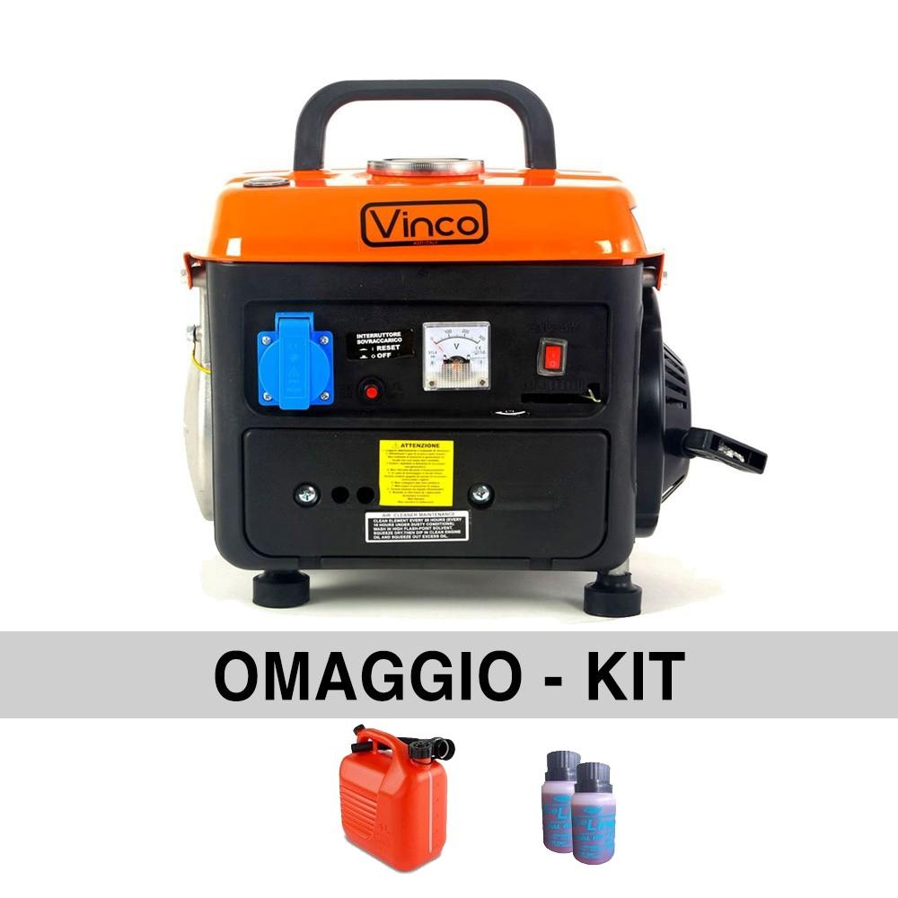Image of Generatore di corrente 0,85 Kw VINCO BDL1200