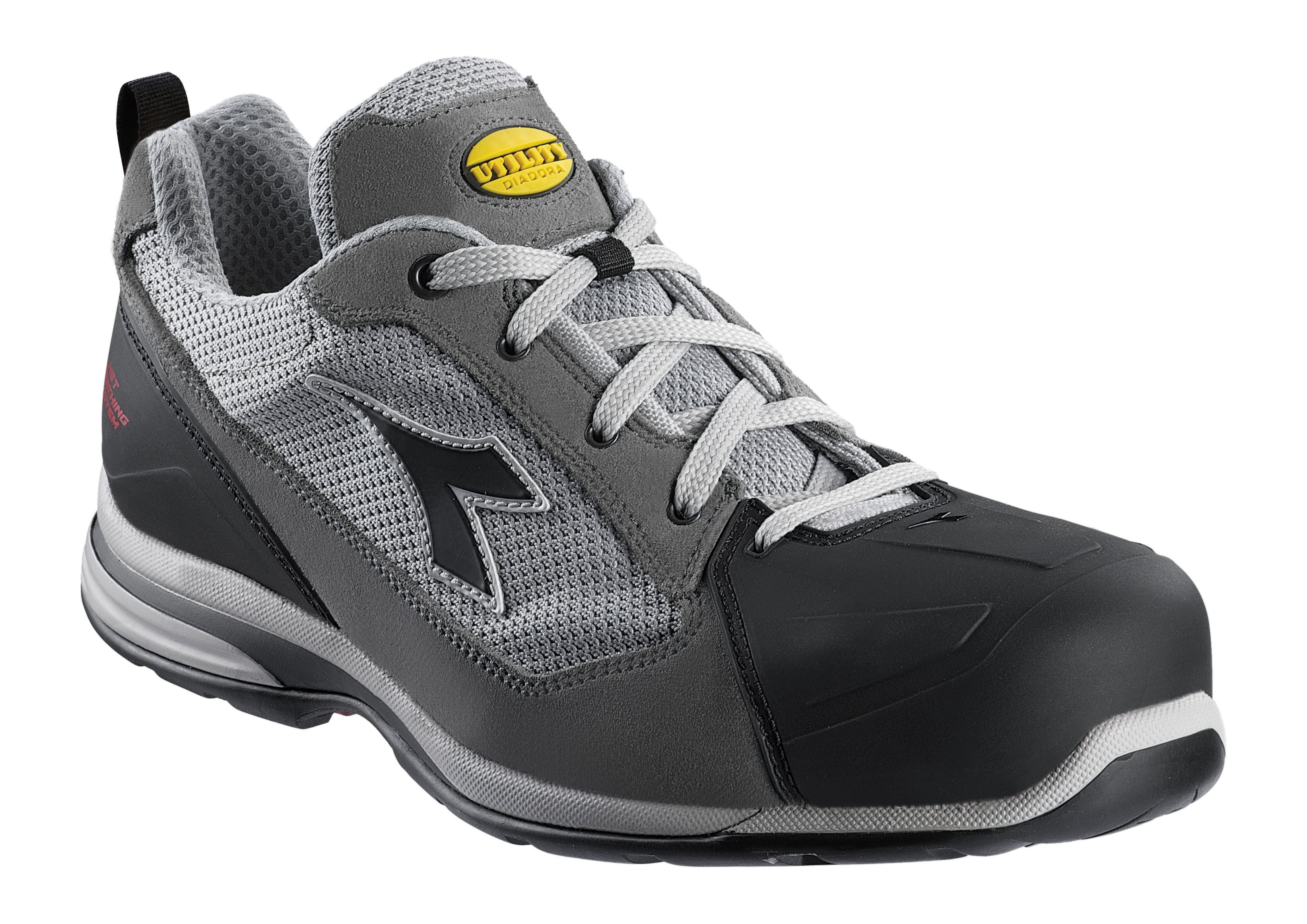 Diadora Unisex Adults Run Textile ESD Low S1p Work Shoes