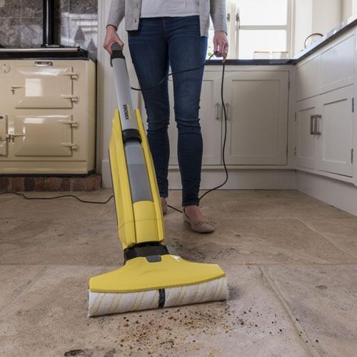 Karcher fc5 lavasciuga pavimenti ultima versione 2018 for Consiglio lavasciuga