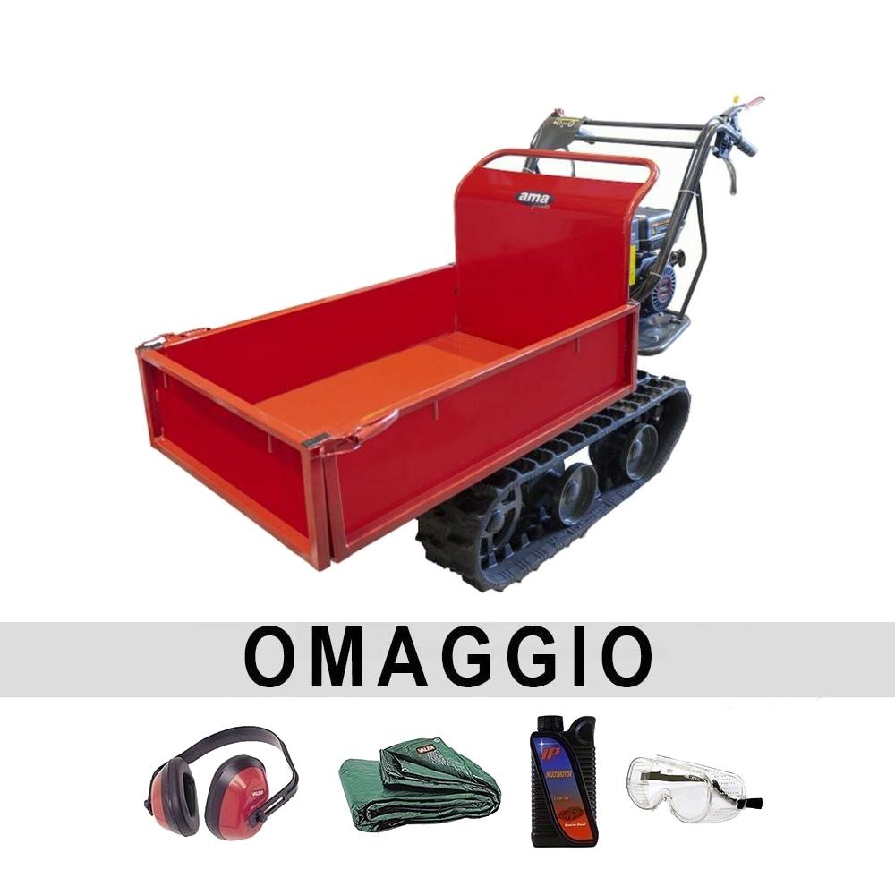 Image of Motocarriola AMA TAG 300T cingolata 300 kg
