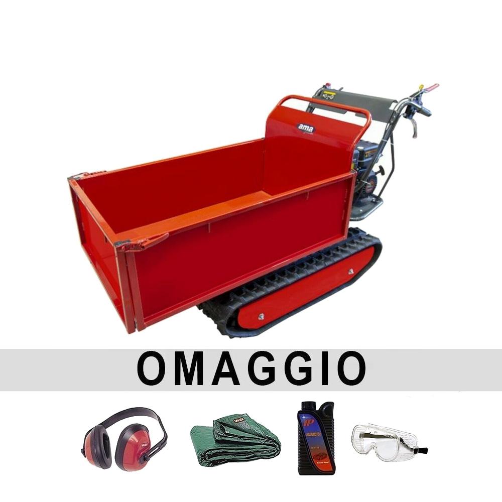 Image of Motocarriola cingolata AMA TAG500T 500 kg