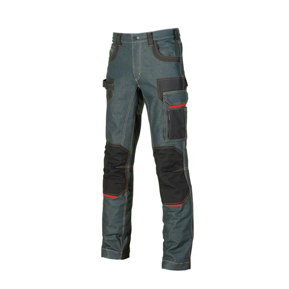 Uvex Tune-Up Pantaloni da Lavoro Corti Multitasche Cargo