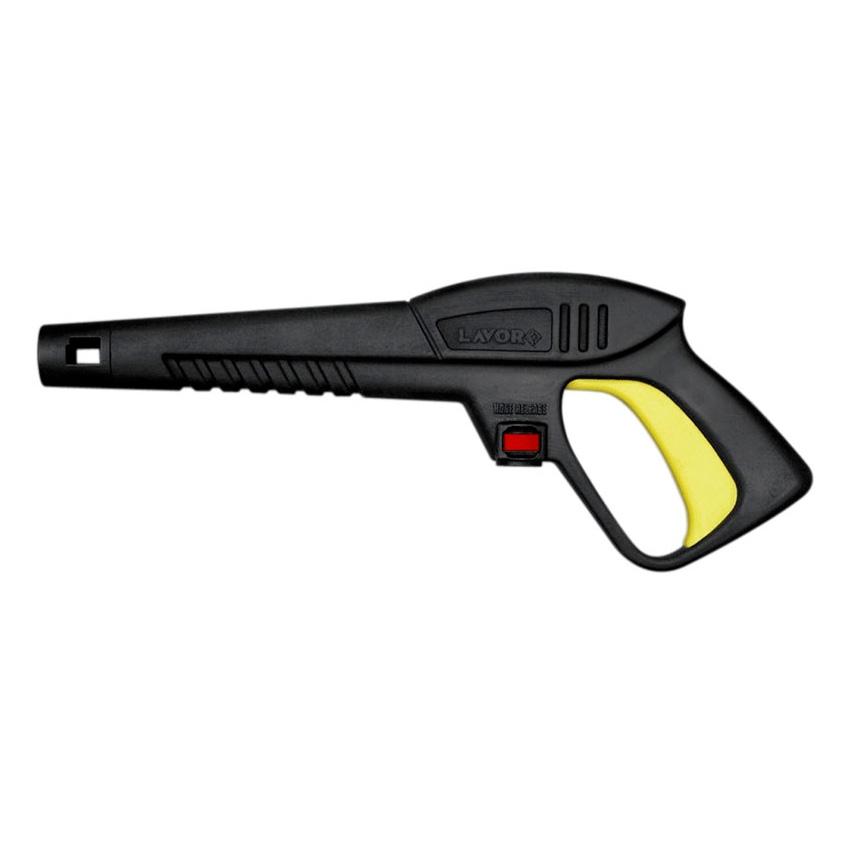 Pistola S'09C con attacco rapido e adattatore 1/4 Lavor