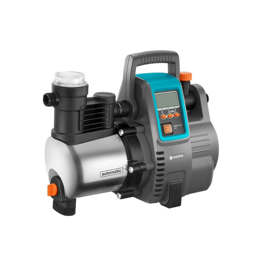 Image of Pompa acqua automatica Gardena 6000/6E Inox