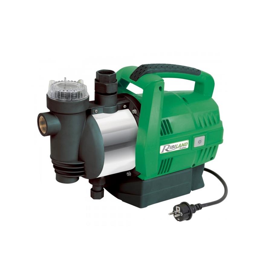 Image of Pompa per irrigazione giardino Ribiland JET automatica