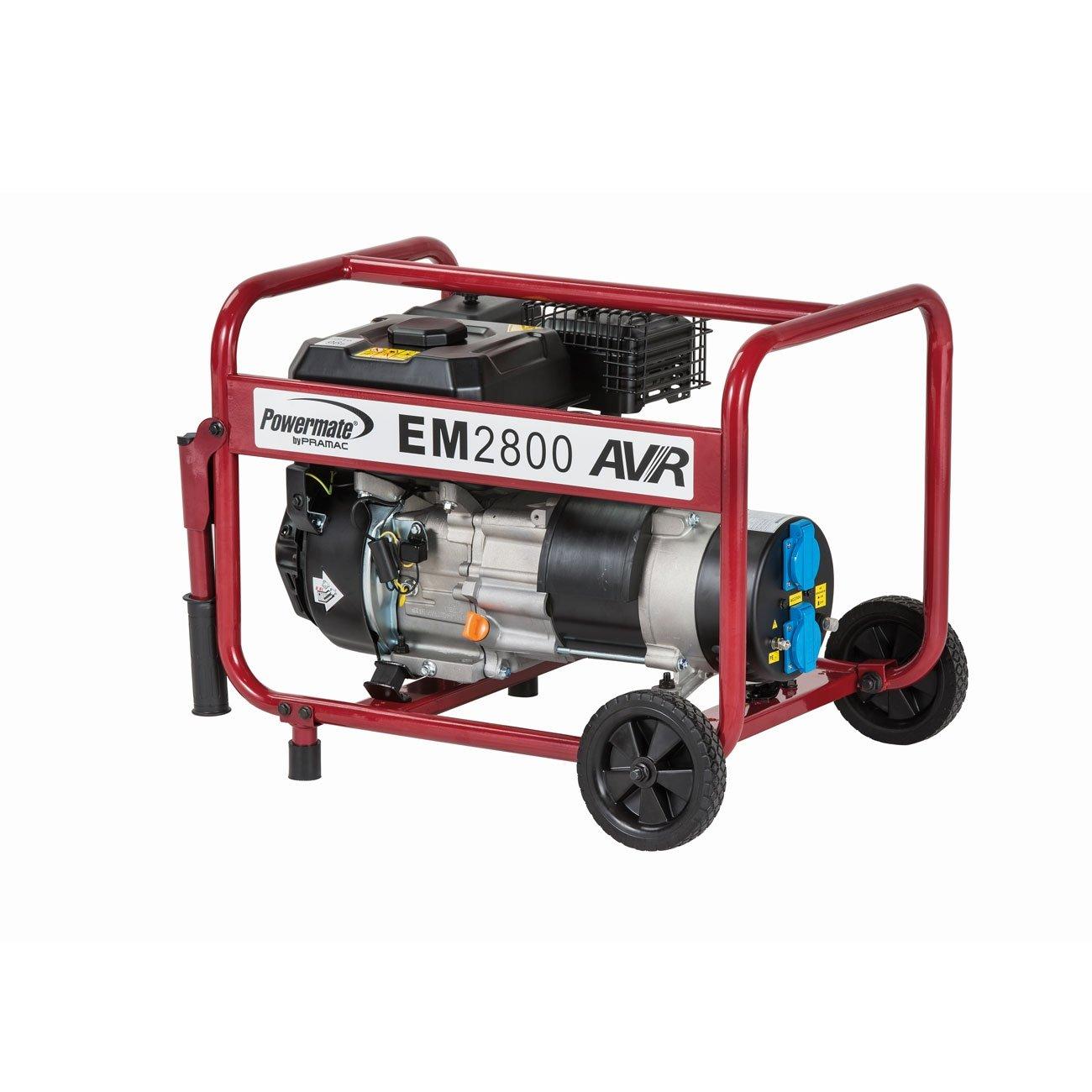 Image of Generatore di corrente 2,5 Kw Pramac EM 2800