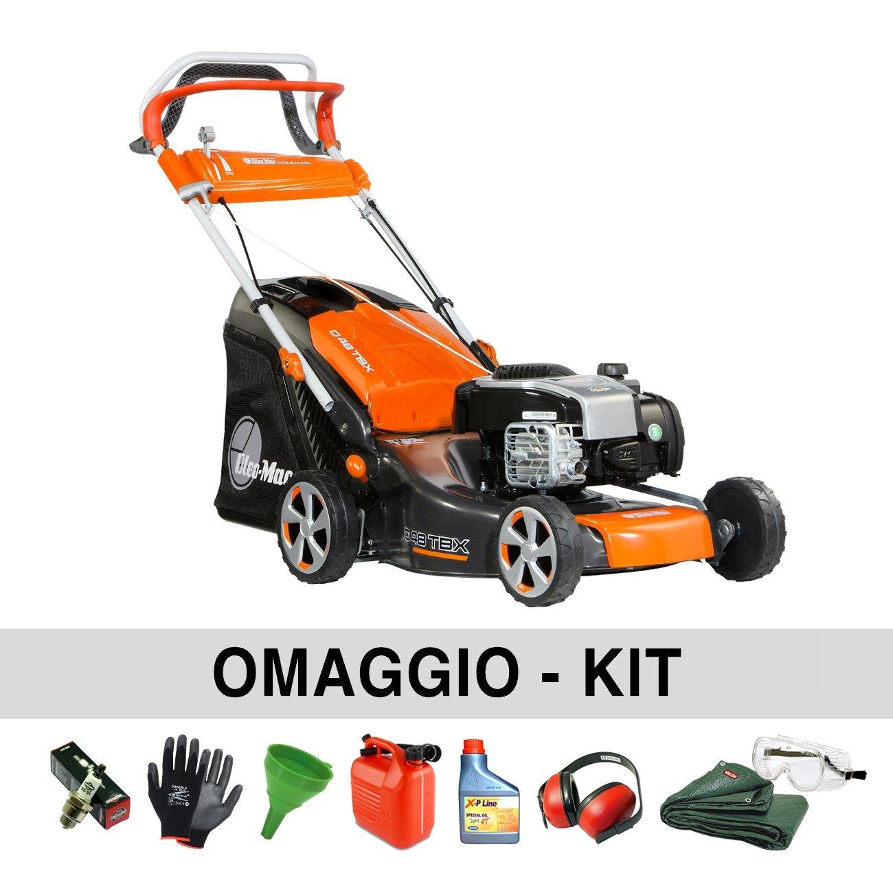 Image of Tagliaerba a scoppio OleoMac G 48 TBX Comfort Plus