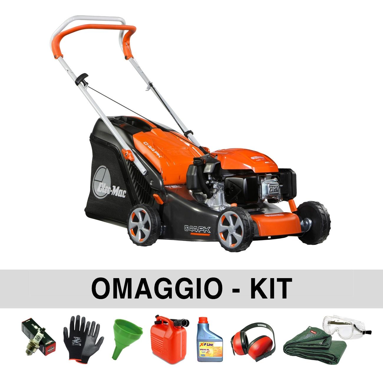 Image of Tagliaerba a scoppio OleoMac G 44 PK Comfort Plus