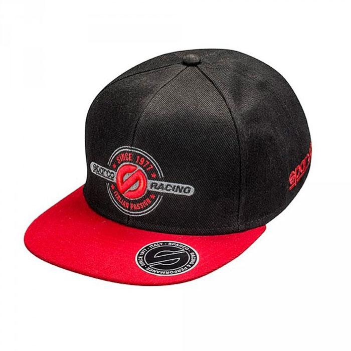 Image of Cappellino Sparco REBEL CAP NR