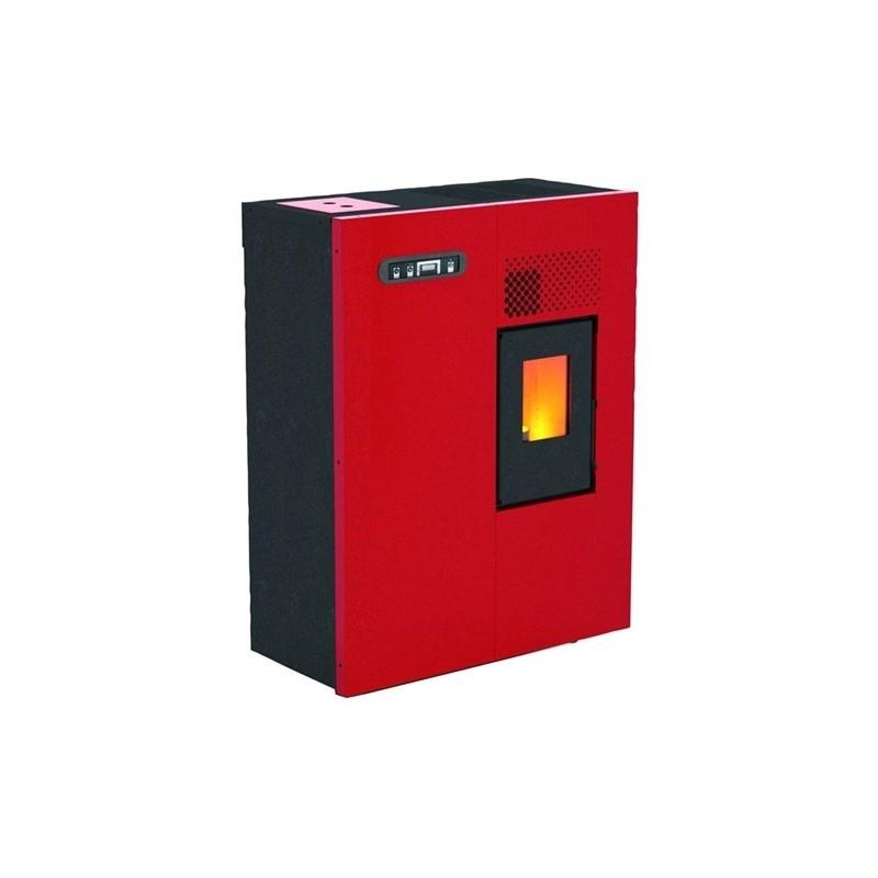 Stufa a pellet 5 6 kw punto fuoco camilla ebay - Migliore marca stufa a pellet ...