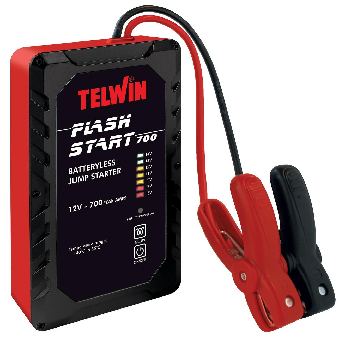 Image of Avviatore portatile Telwin Flash Start 700 829567