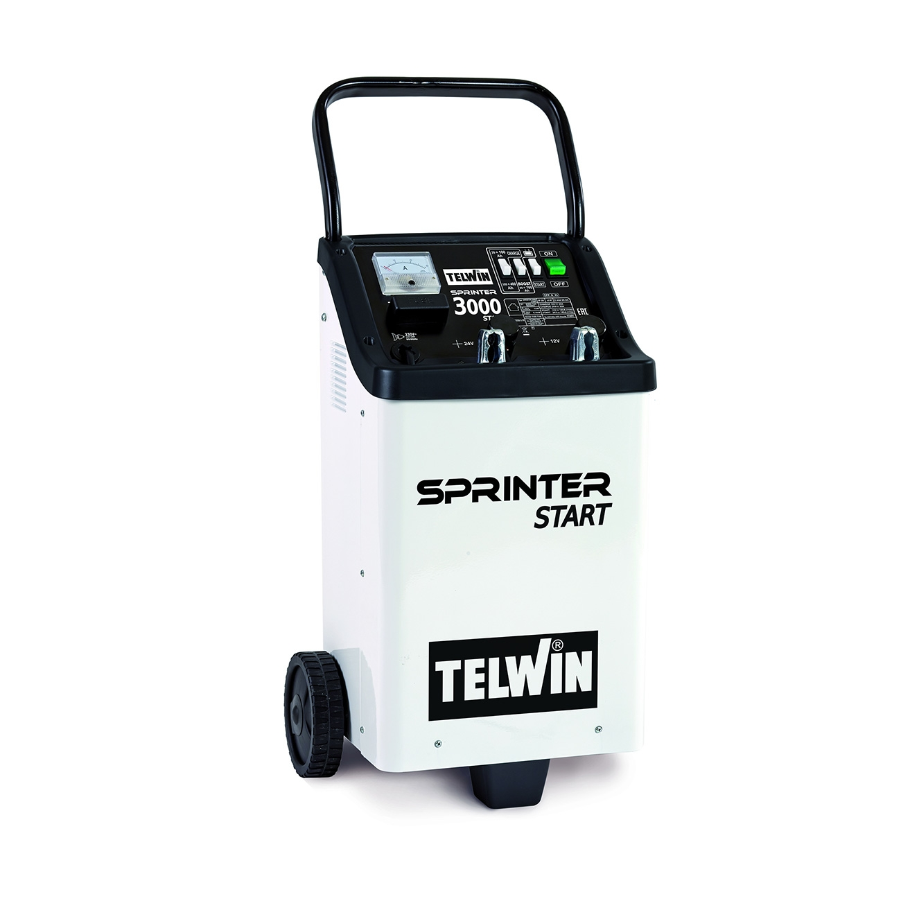 Image of Caricabatterie e avviatore Telwin Sprinter 3000 Start