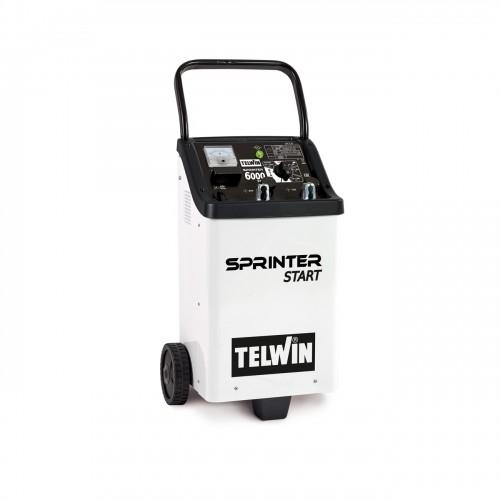 Image of Caricabatterie e avviatore Telwin Sprinter 6000 Start