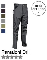 Pantaloni-Drill