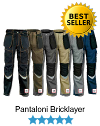Pantaloncini-Bricklayer