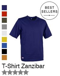 T-shirt-Zanzibar