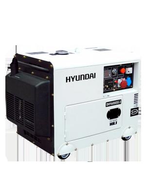 Hyundai-DHY8000SE