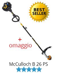 McCulloch-B26PS