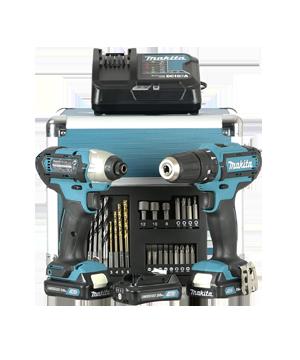 Makita-CLX202SAX2-Kit