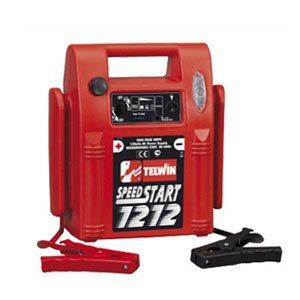 Caricabatterie-e-starter